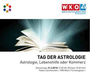 Tag der Astrologie 2013