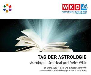 Tag der Astrologie 2012