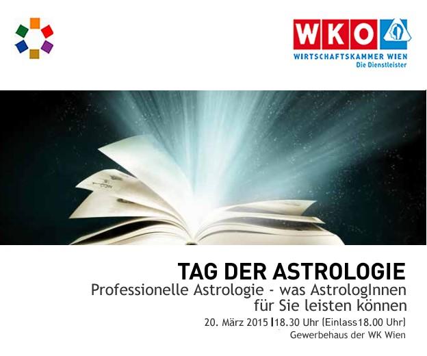 Tag der Astrologie 2015