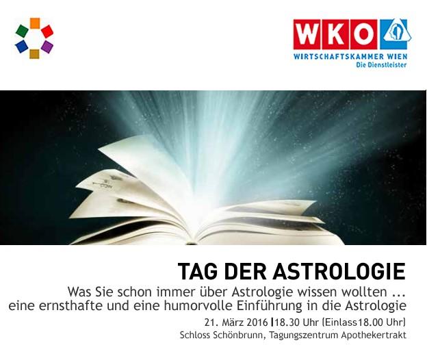 Tag der Astrologie 2016